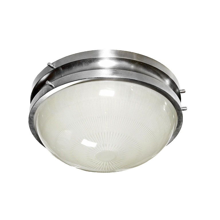 Mid-Century Modern 1960s Ceiling or Wall Light