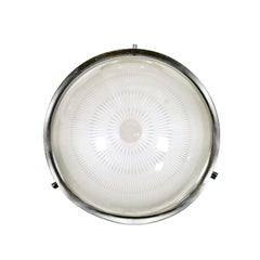 "1960s Ceiling or Wall Light ""Sigma"" by Sergio Mazza for Artemide, Italy"