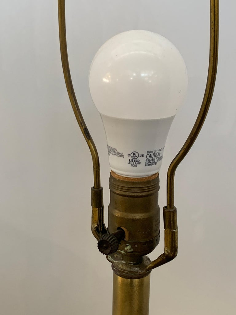 1960s Ceramic Lamp 1
