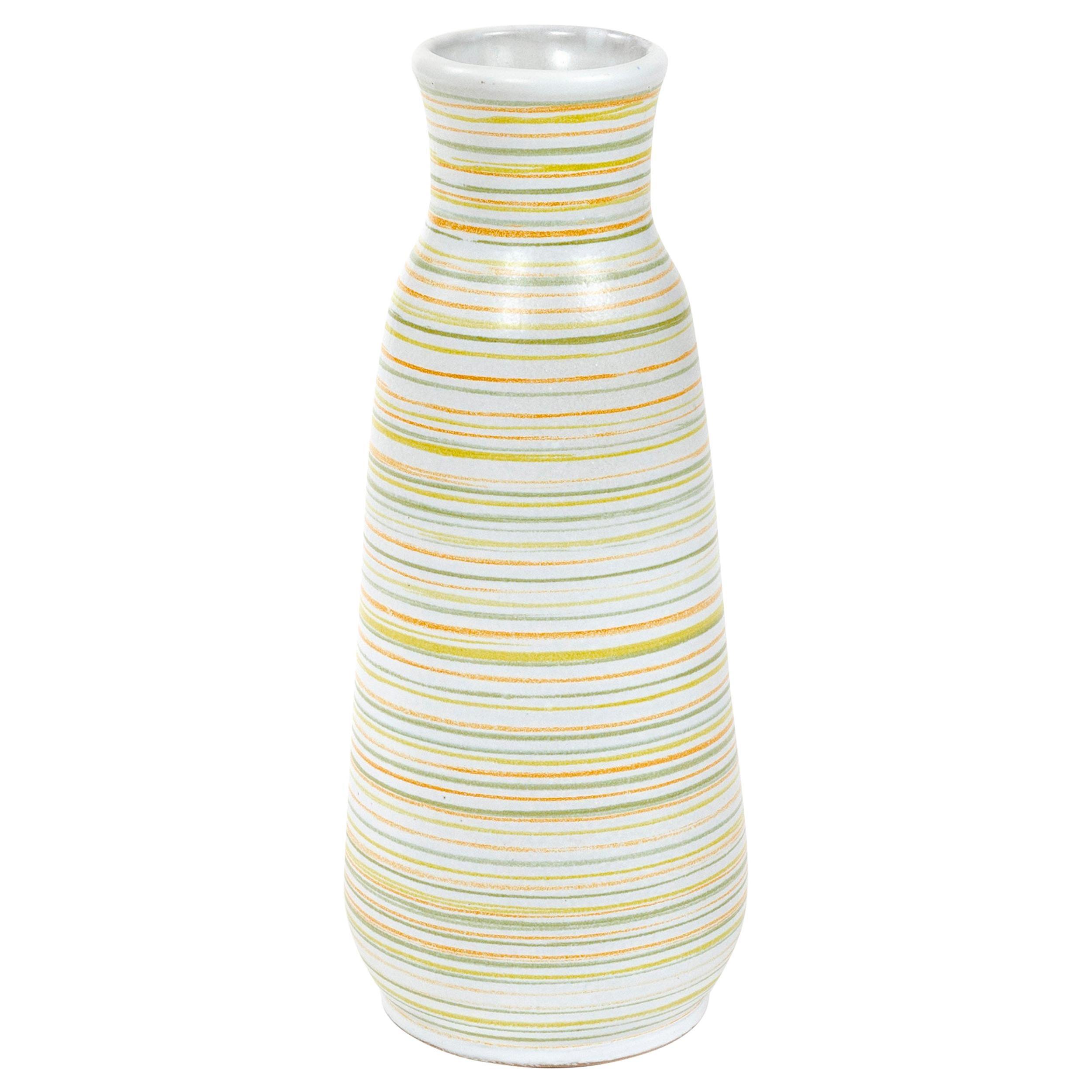 1960s Ceramic Vase by Lee Rosen for Design Technics