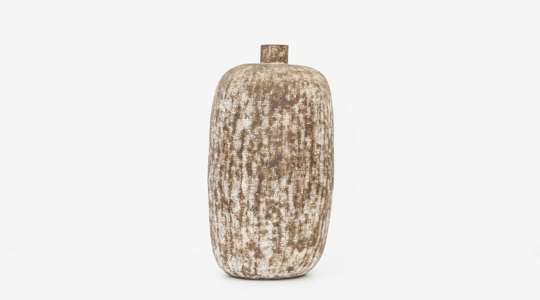 Vase, ceramic by Claude Conover, USA, 1960.
