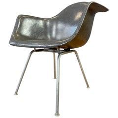 1960s Charles Eames Fiberglass Shell Armchair for Herman Miller