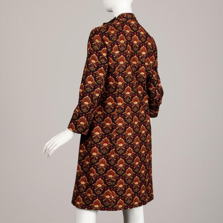 1960s Christian Dior Vintage Coat 3