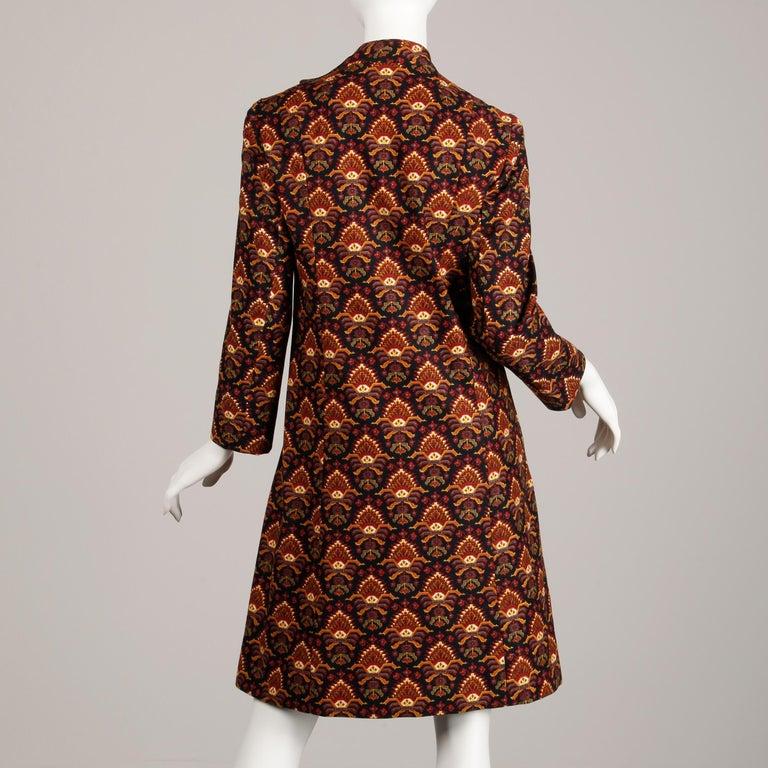 1960s Christian Dior Vintage Coat 4
