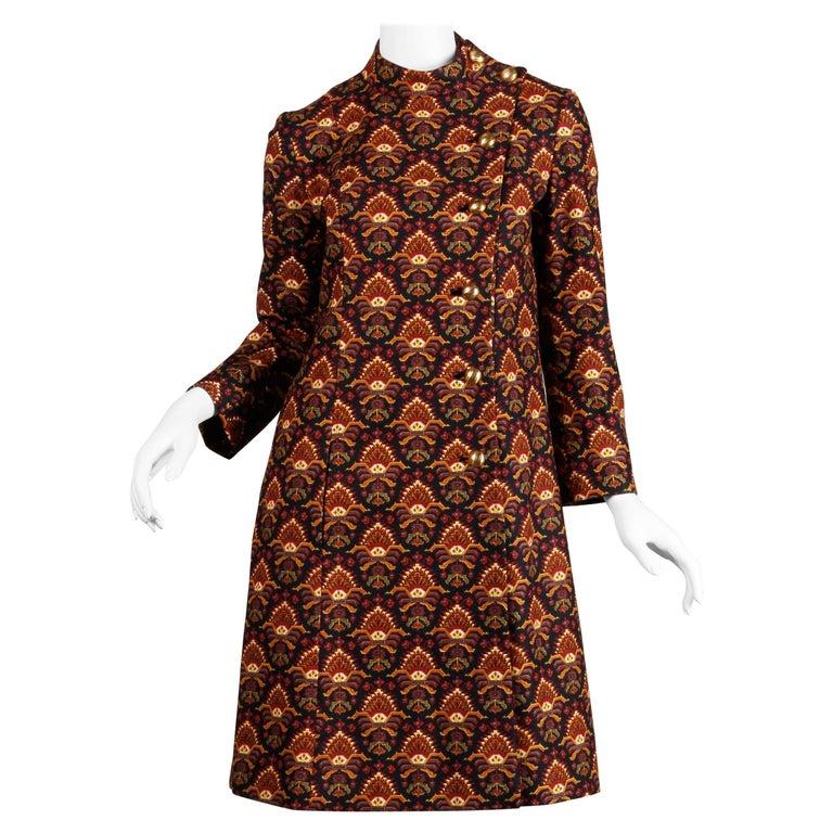 1960s Christian Dior Vintage Coat