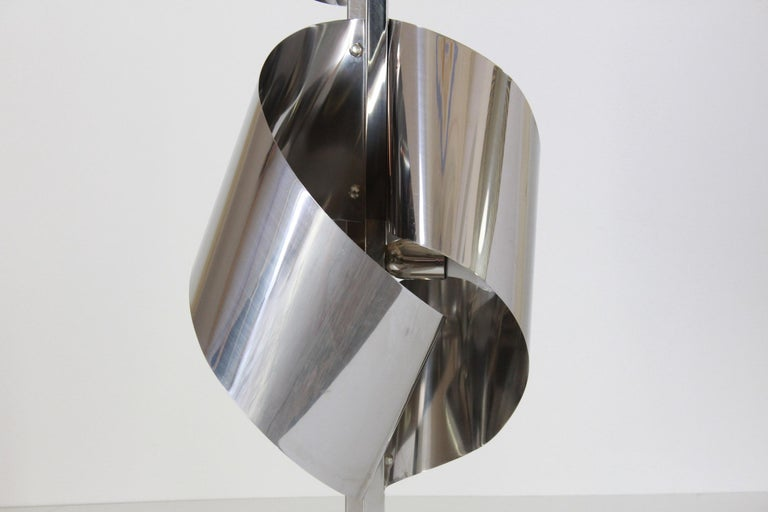 1960s Vintage Floor Lamp by Reggiani For Sale 8