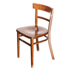 1960s Classic Elegant Bentwood Dining Chair by Thon, Quantity Available