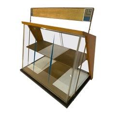 1960s Counter Top Showcase