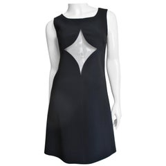 1960s Courreges Dress with Cutouts