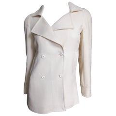1960s Courreges Jacket with Details