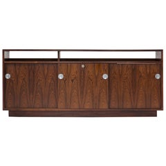 1960s Cresco Modular Credenza by Finn Juhl for France & Son