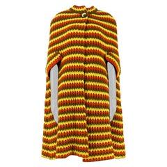 1960s Crochet Cape