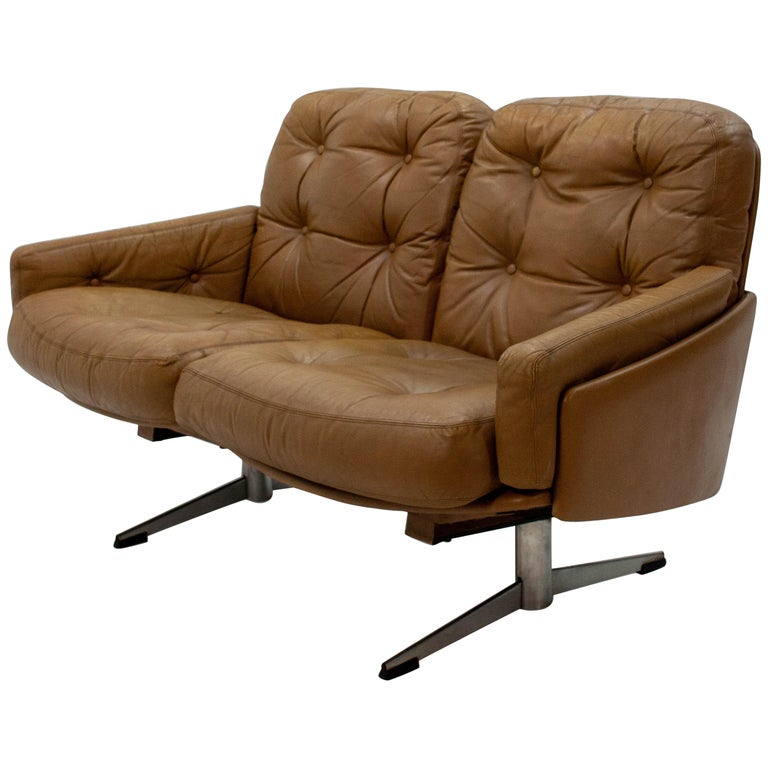 Leather Loveseat For Sale