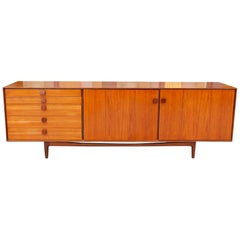 1960s Danish Afromosia Teak Sideboard by Ib Kofod-Larsen for G Plan