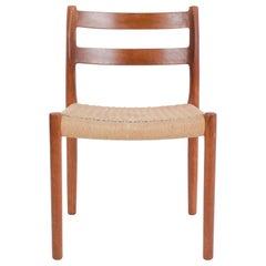 1960s Danish Arne Hovmand-Olsen Teak Chair