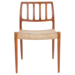1960s Danish Arne Hovmand-Olsen Teak Chair