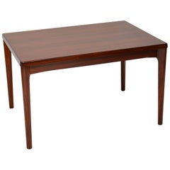 1960s Danish Extending Dining Table by Henning Kjaernulf