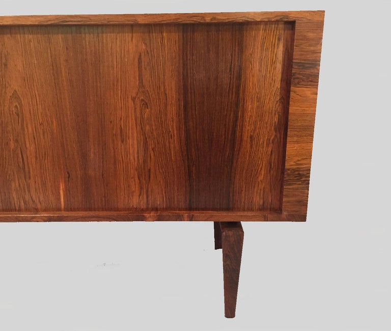 1960s Danish H.W. Klein Sideboard in Rosewood For Sale 2