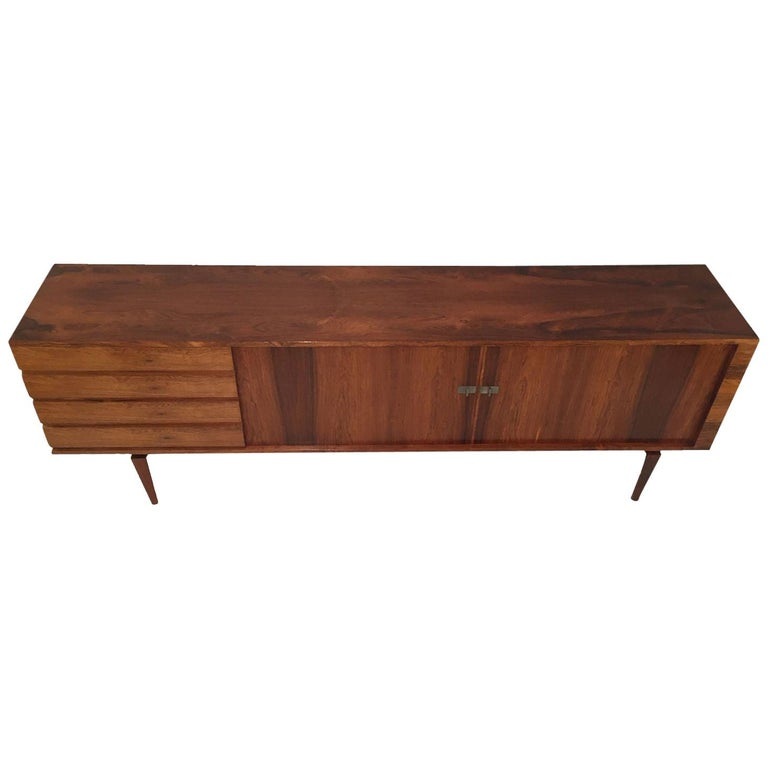 1960s Danish H.W. Klein Sideboard in Rosewood For Sale