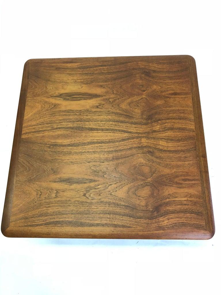 Scandinavian Modern 1960s Danish Kurt Ostervig Coffee Table by Jason Mobler For Sale