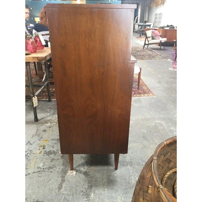 1960s Danish Mid-Century Modern 5-Drawer Dresser For Sale 4