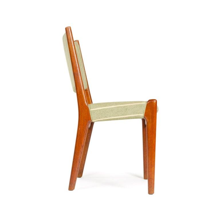 Mid-20th Century 1960s Danish Oak Dining Chairs by Hans J. Wegner for Johannes Hansen For Sale