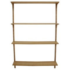 1960s Danish Oak Shelving System