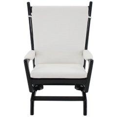 1960s Danish Rocking Chair