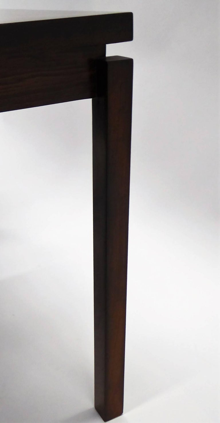 1960s Danish Rosewood Coffee Side Table with Nils Thorsson Tiles For Sale 4