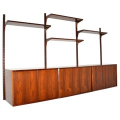 1960s Danish Royal Shelving System by Poul Cadovius