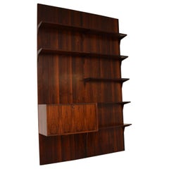 1960's Danish Royal Shelving System by Poul Cadovius