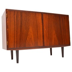 1960s Danish Sideboard Cabinet by Poul Hundevad