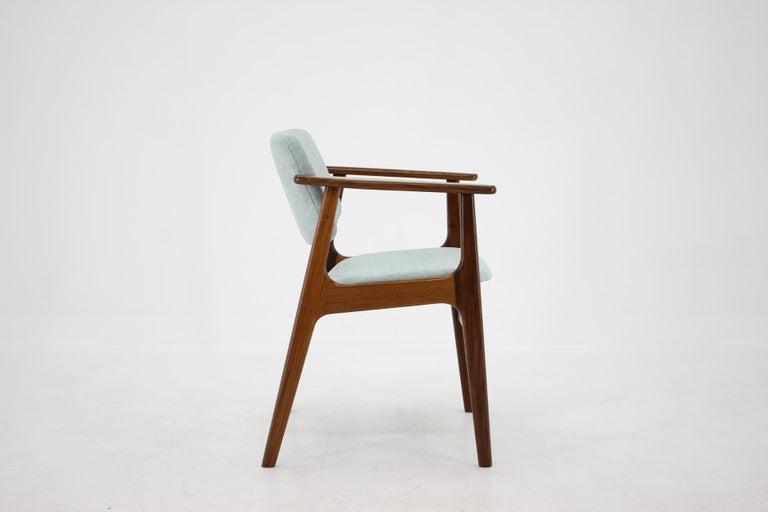 Scandinavian Modern 1960s Danish Teak Armchair