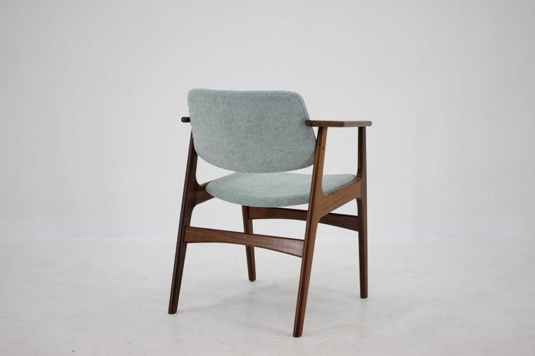 1960s Danish Teak Armchair In Good Condition In Barcelona, ES