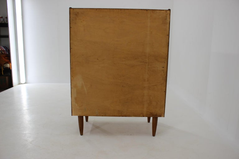 1960s Danish Teak Chest of Drawers For Sale 3