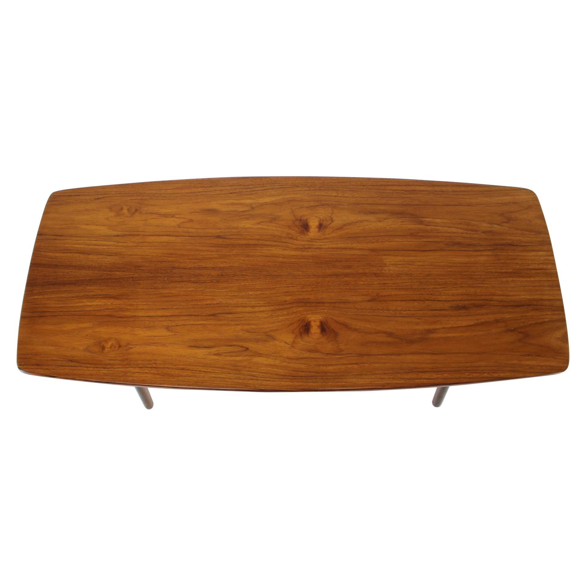 1960s Danish Teak Coffee Table