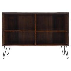 1960s Danish Upcycled Palisander Bookcase