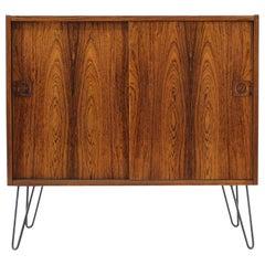 1960s Danish Upcycled Palisander Cabinet