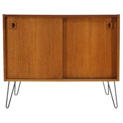 1960s Danish Upcycled Teak Cabinet