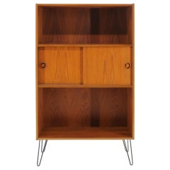 1960s Danish Upcycled Teak Cabinet