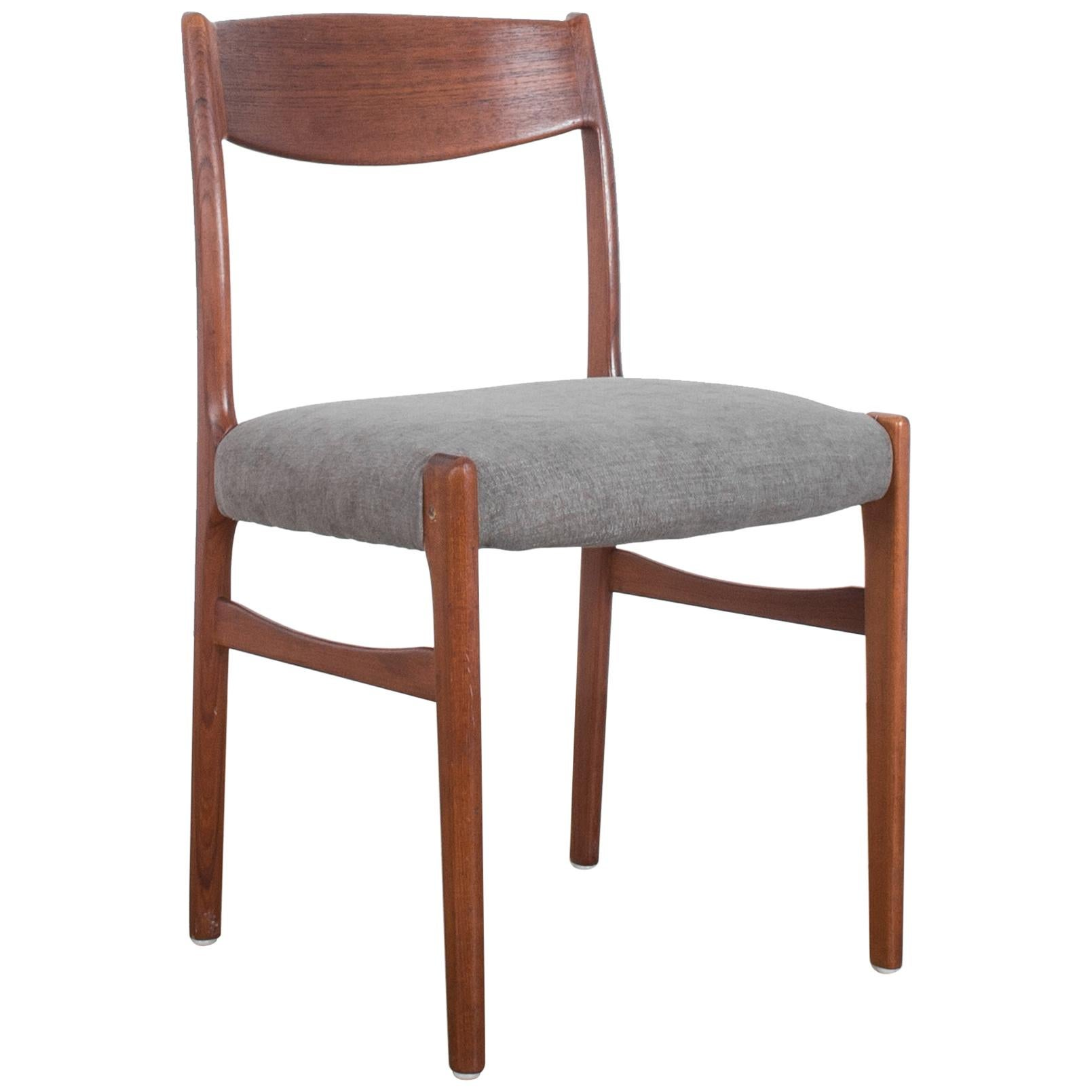 1960s Danish Upholstered Chair