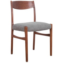 1960s Danish Upholstered Chair
