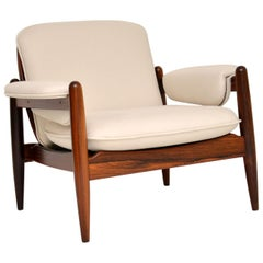 1960s Danish Vintage Midcentury Armchair
