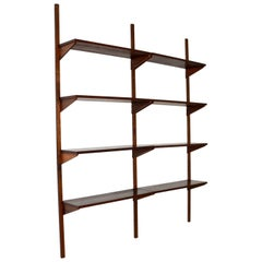 1960's Danish Vintage PS Shelving System