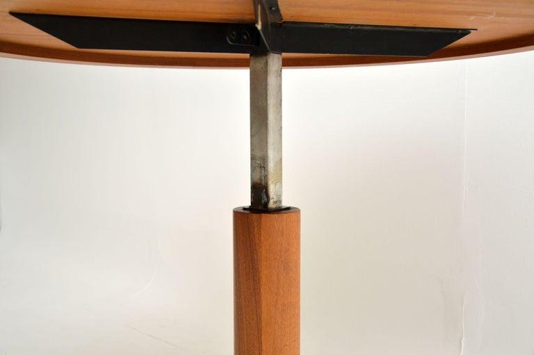 1960s Danish Vintage Teak Dining / Kitchen Table 3