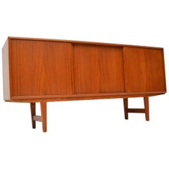 1960s Danish Vintage Teak Sideboard by Skovby