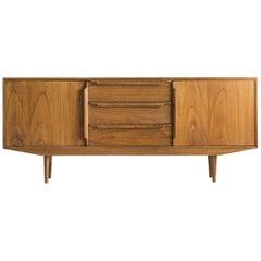 1960s Design and Danish Look Wooden Sideboard