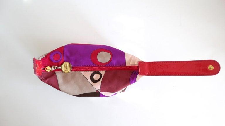 1960s Emilio Pucci Mini Bag  For Sale 4