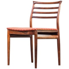 1960s Erling Torvits Dining Chair for Sorø Stolefabrik