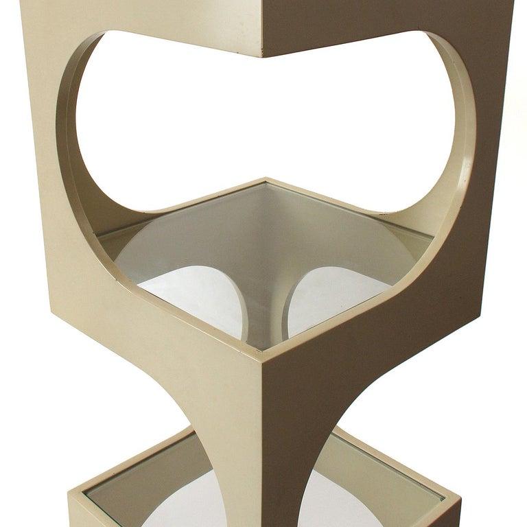 Mid-Century Modern 1960s Étagère by Roger Sprunger for Dunbar For Sale